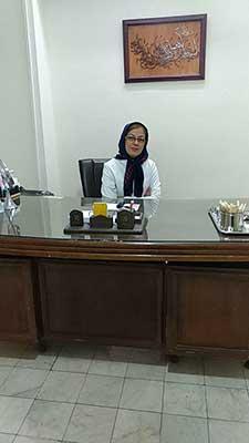 دکتر دری جراح بینی در مشهد